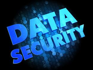 Data Security - Blue Color Text on Dark Digital Background..jpeg
