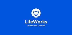 Lifeworks by Morneau Logo